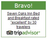 Reviews of 7 Oaks Bed and Breakfast High Point NC