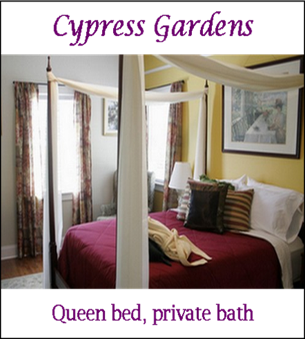 Cypress Gardens - home page